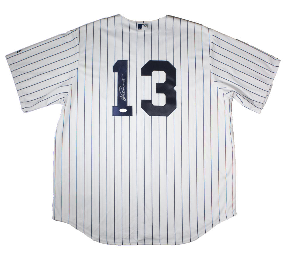 new product fb5fb eb716 Details about Alex Rodriguez Autograph Signed New York Yankees Majestic  Jersey PSA DNA